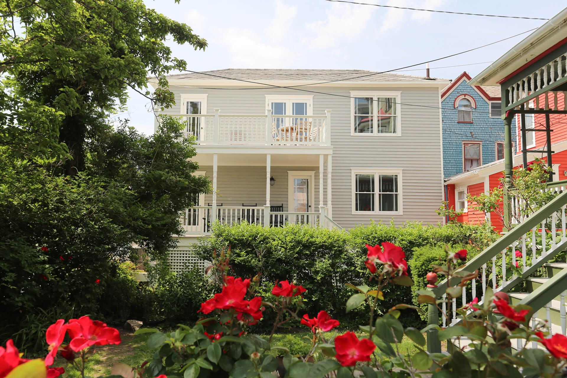 Cape May Cottage Rental Nj Romantic Getaway Cape Resorts