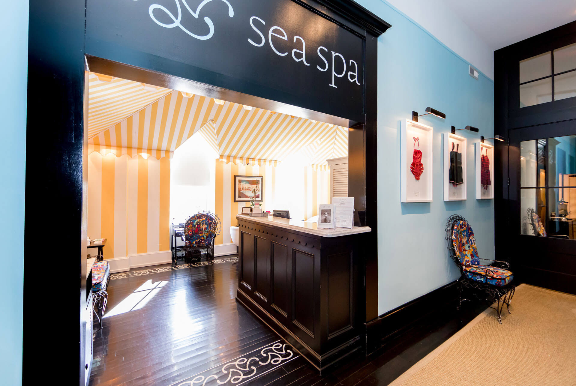 Sea Spa Health Amp Wellness Spa In Cape May New Jersey