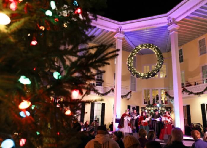 Cape May Christmas Parade 2019.The Holidays In Cape May Congress Hall Winter Wonderland